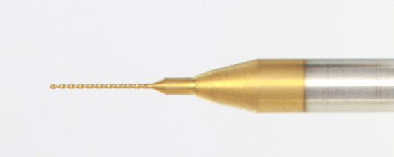 Nano Tin Coated Drill